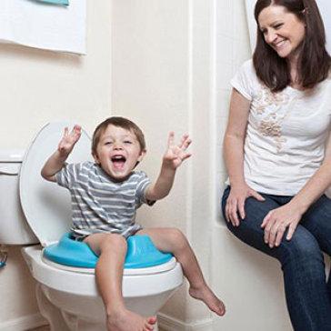 Tấm Lót Toilet Tiện Dụng Cho Bé
