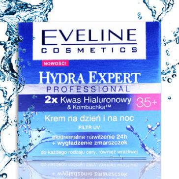Kem Dưỡng Da Ngày & Đêm Hydra Expert Tuổi 35+ Eveline Chính Hãng