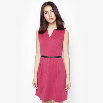 Đầm Xòe Cindy Tặng Kèm Nịt Hoàng Khanh