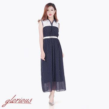 Đầm Maxi Hè Thời Trang Glorious