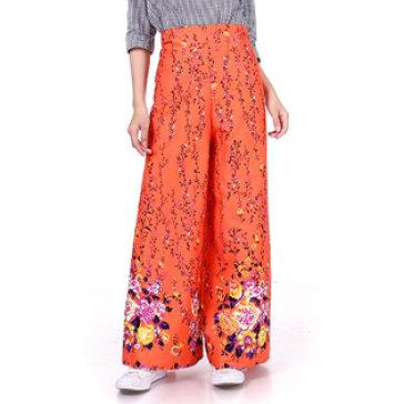 Váy Chống Nắng Dạng Quần Cotton Cao Cấp
