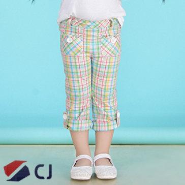 Quần Caro Cho Bé Nhập Khẩu Hàn Quốc CJ Q003
