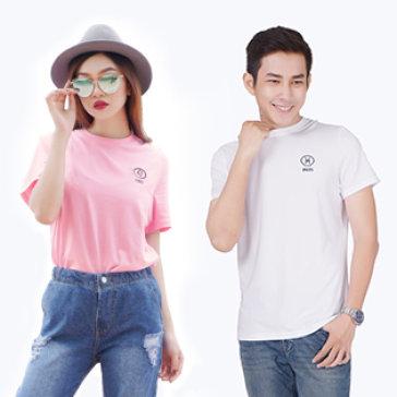 Áo Thun Nam/ Nữ Color HN Fashion