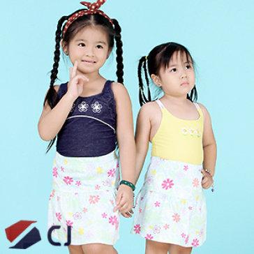 Váy Bé Gái Nhập Khẩu Hàn Quốc CJ V001