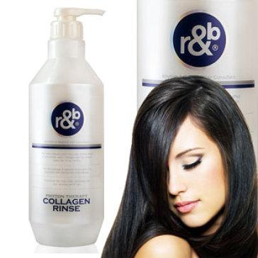 Dầu Xả R&B Collagen Ngừa Rụng Tóc, Giúp Mọc Tóc 1500ML NK Hàn Quốc