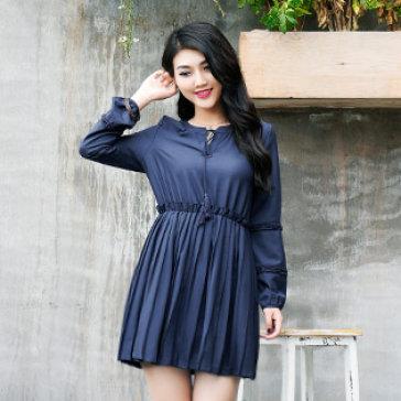 Đầm Jenny Chân Váy Xếp Ly
