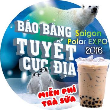Chụp hình & Vui chơi Mùa Hè cùng Gia đình tại Saigon Polar Expo 2016