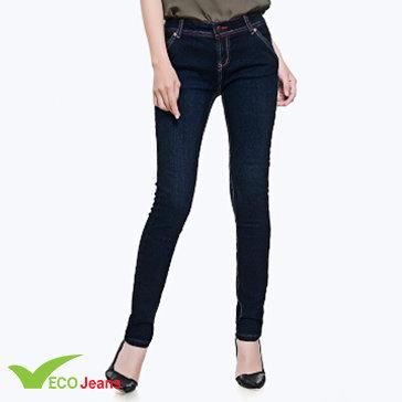 Quần Jeans Dài Nữ JNUD010M1 Eco Jean