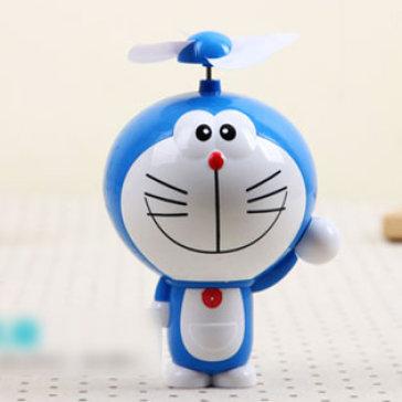 Quạt Cầm Tay Doraemon
