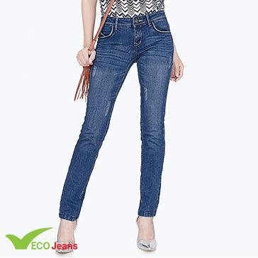 Quần Jean Nữ NUD017BM2 Eco Jean