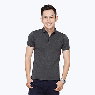 Áo Thun Nam Cổ Trụ Zara