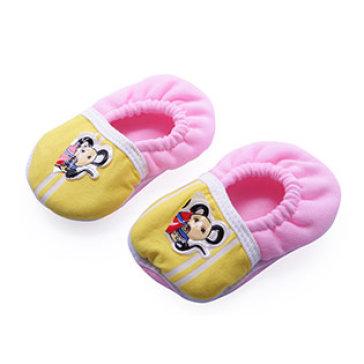 Combo 5 Đôi Giày Vải Mickey Kute Cho Bé