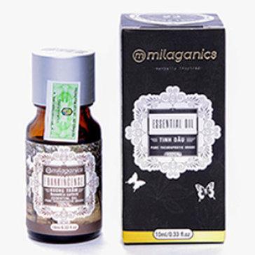 Tinh Dầu Hương Trầm Frankincense Ấn Độ Milaganics 10ML