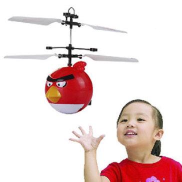 Angry Birds Bay Cảm Ứng