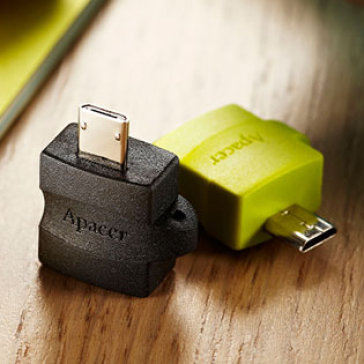 Bộ Chuyển Đổi USB OTG Apacer Adaptor A610  - Kết Nối Smartphone...