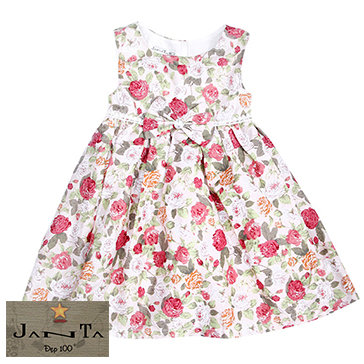 Đầm Kate Hoa Xinh Janta