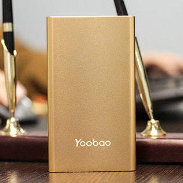 Pin Sạc Dự Phòng Yoobao Li-Polymer Siêu Mỏng - Pl5 5000Mah