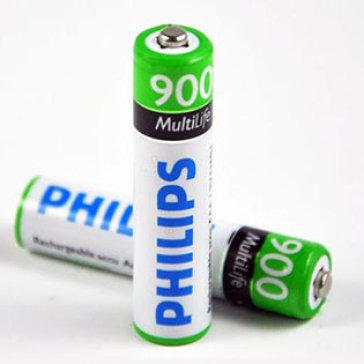 Pin Sạc Philips Nimh AA 1600Mah (2 Viên AA)
