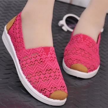 Giày Slip On Dạo Phố