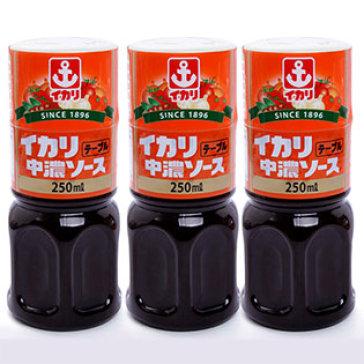 3 Chai Nước Sốt Ikari Nhập Khẩu Nhật Bản