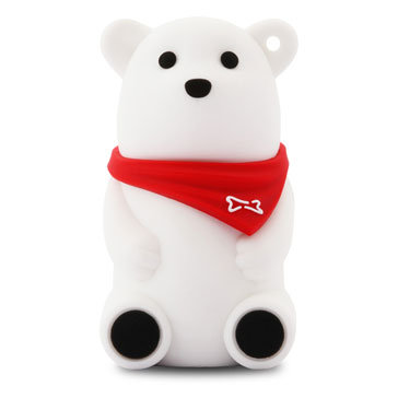 USB Bone 8Gb Bear - USB 2.0