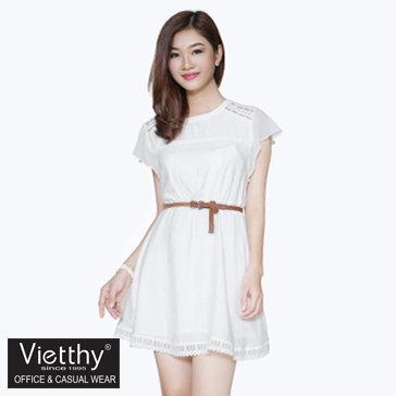 Đầm Nhúng Eo Voschy