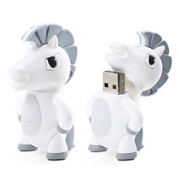 USB Bone 8GB Horse - DR13071-8W