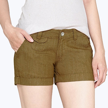 Quần Short Nữ J142178 MK Jeans