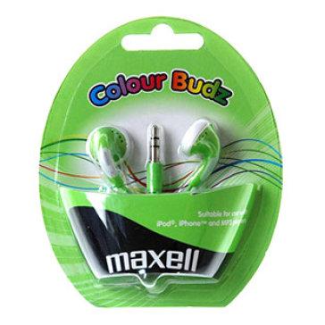 Tai Nghe Maxell Colour Budz