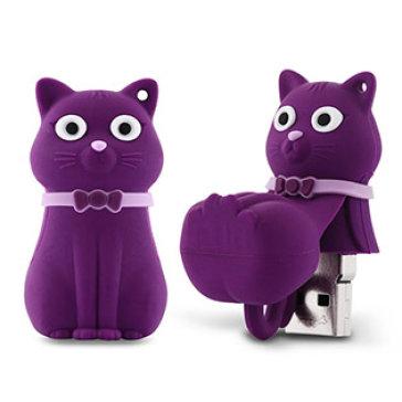 USB Bone 16GB Cat Purple - USB 2.0