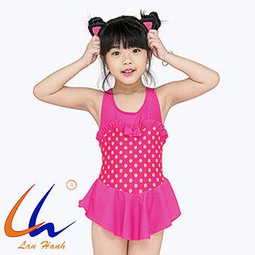 Đầm Bơi Bé Gái Dễ Thương 91001- BST Lan Hạnh