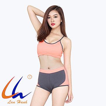 Bộ Bơi Short Điền Kinh 21016-2 -BST Lan Hạnh