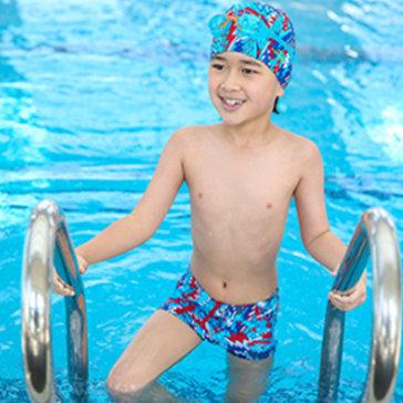 Quần Bơi Họa Tiết 2 Mặt Kute Cho Bé