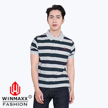 Áo Thun Nam Polo Sọc TH Winmaxx