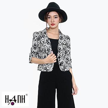 Áo Khoác Giả Vest 505 Thời Trang Hạnh