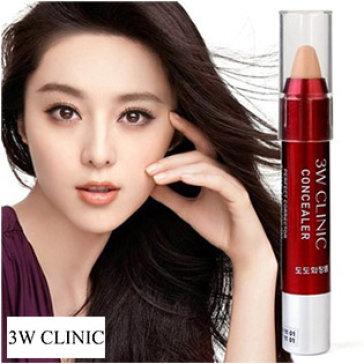 Bút Che Khuyết Điểm 3W Clinic Concealer (Số 21, 23) - NK Hàn Quốc