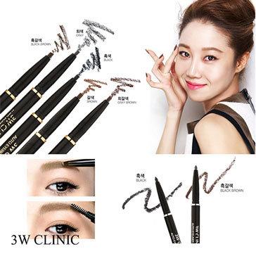 Chì Kẻ Mày Tự Động 3W Clinic Auto Eyebrow Pencil - NK Hàn Quốc