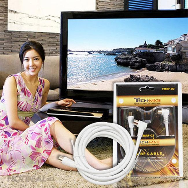 Cáp Tín Hiệu Tivi TMRF-02 (TV RF Cable)