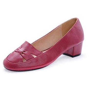 Giày Búp Bê Đế Vuông Xinh Xắn
