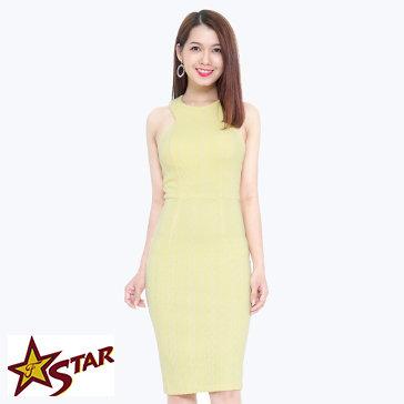 Đầm Cổ Yếm Thời Trang NQ Star