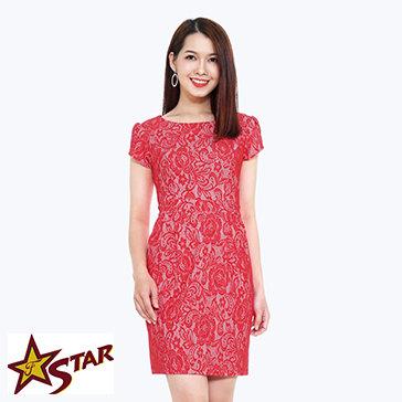 Đầm Ren Công Sở NQ Star