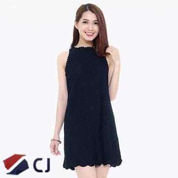 Đầm Ren Viền Nổi CJ