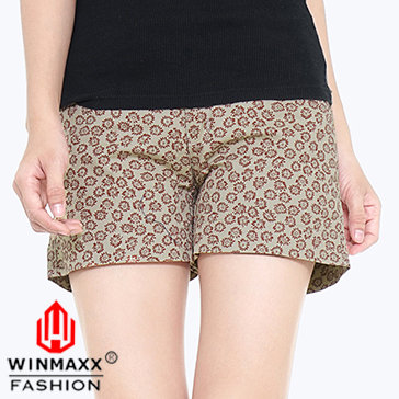 Quần Short Kaki Nữ Winmaxx