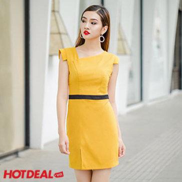 Đầm Body Tay Cách Điệu