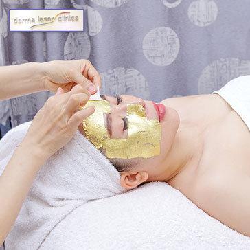 Liệu Trình Gold Mask 9999 Với Máy Nâng Cơ RF V9 Shape + Chùm Ánh Sáng Sinh Giúp Trẻ Hóa Da 10 Tuổi