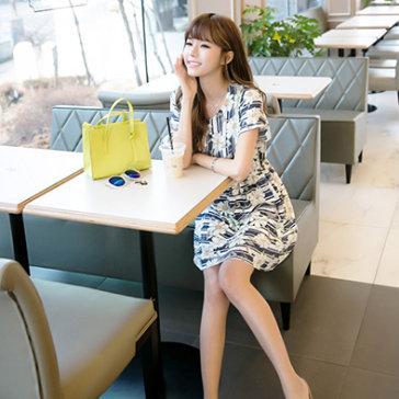 Đầm Hoa Daisy