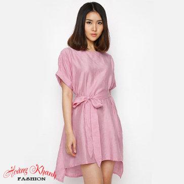 Đầm Kokomi Thắt Nơ TH Hoàng Khanh (235)
