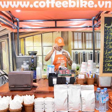 Lễ Hội Cà Phê _ Coffee Bike (AD Nhiều Địa Điểm)