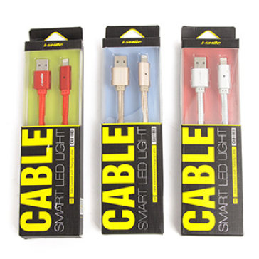 Cáp Sạc Bright Lightning Cable Dành Cho iPhone – Ismile