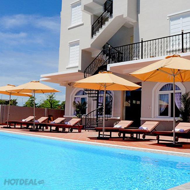 verano beach hotel 3 nha trang 2n1 ph ng superior double. Black Bedroom Furniture Sets. Home Design Ideas